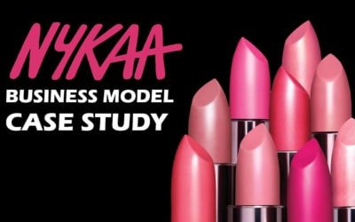 Nykaa Business Model|How Nykaa Earns?|Case Study